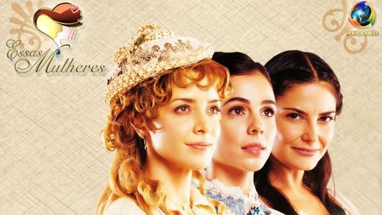 """""""Essas Mulheres"""" volta a ser exibida emPortugal."""