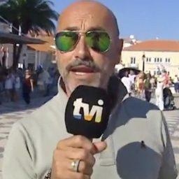 """Rui Oliveira arrasa TVI: """"Não volto enquanto a TVI não tiver uma estrutura como deve ser"""""""