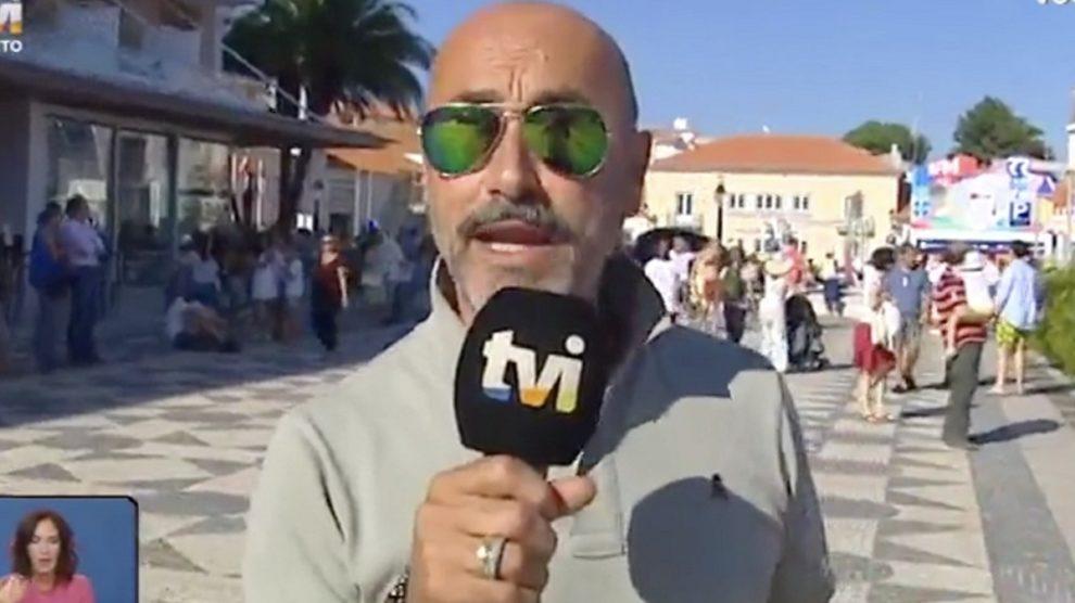 """Rui Oliveira arrasa TVI: """"Não volto enquanto a TVI não tiver uma estrutura como deveser"""""""