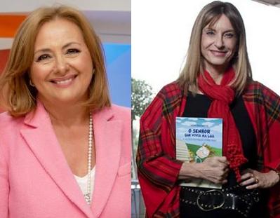 Vera Roquette deixa recado a Fátima CamposFerreira