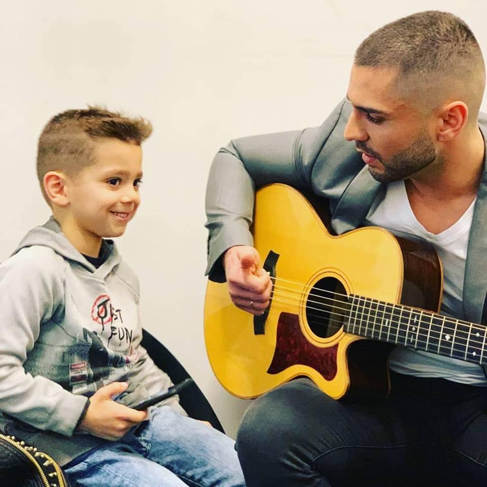Leandro: cantor deixa recado a quem lhe quermal