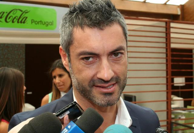 Vitor Baía é o novo apresentador dePortugal