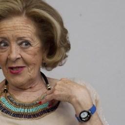 Simone de Oliveira acusada de demência. Actriz e cantora já respondeu!