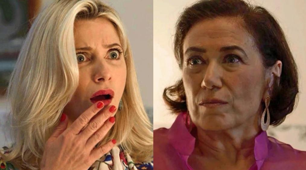 """BRONCA – Lília Cabral para Mariana Ruy Barbosa: """"Você pensa que équem?"""""""