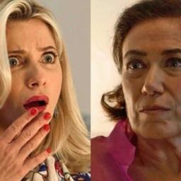 """BRONCA – Lília Cabral para Mariana Ruy Barbosa: """"Você pensa que é quem?"""""""