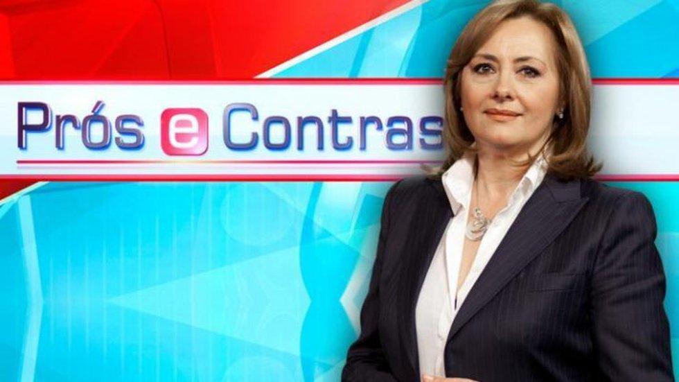 """""""Prós e Contras"""": após 2 semanas a subir audiências, programa perdeu espectadores estasegunda"""