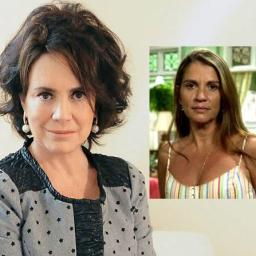 Bronca: Tássia Camargo arrasa Regina Duarte | COM ÁUDIO!