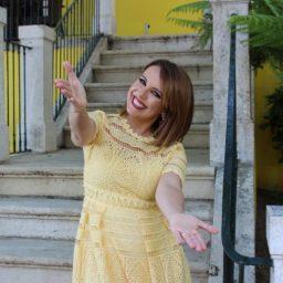"""""""A Nossa Tarde"""": Tânia pediu algo especial para o cenário do seu programa"""