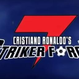 Cristiano Ronaldo  em desenho animado