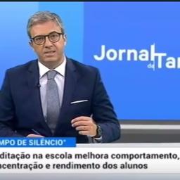 Jornal da Tarde vence Jornal da Uma, da TVI