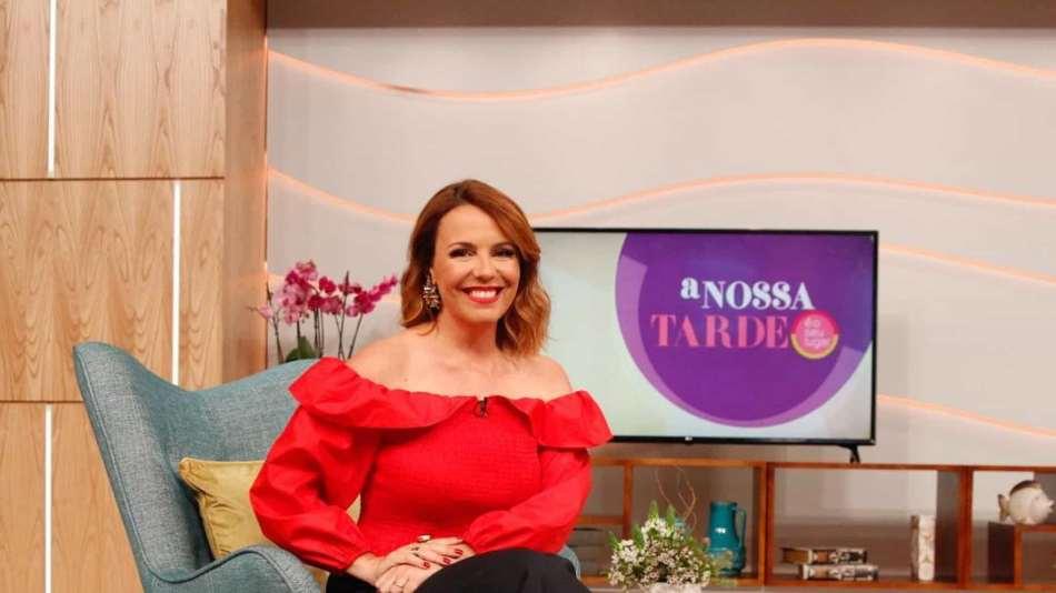 Novo programa de Tânia Ribas de Oliveira parece não convencer osportugueses