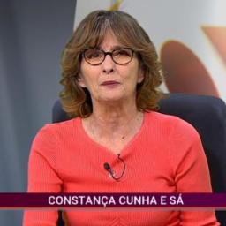 Constança Cunha e Sá: jornalista da TVI colocada em tribunal por vereadora do PSD