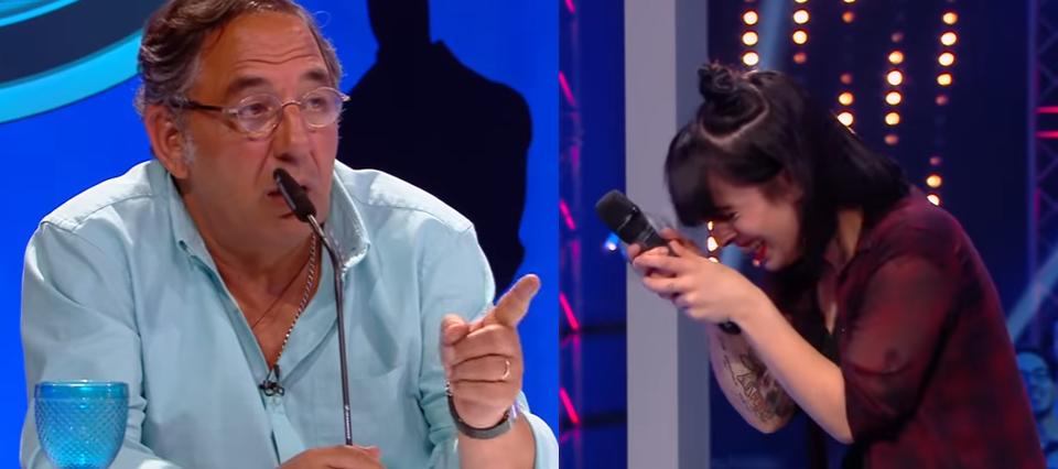 La Banda – RTP: Critica de Manuel Moura dos Santos coloca concorrente a chorar! COMVÍDEO