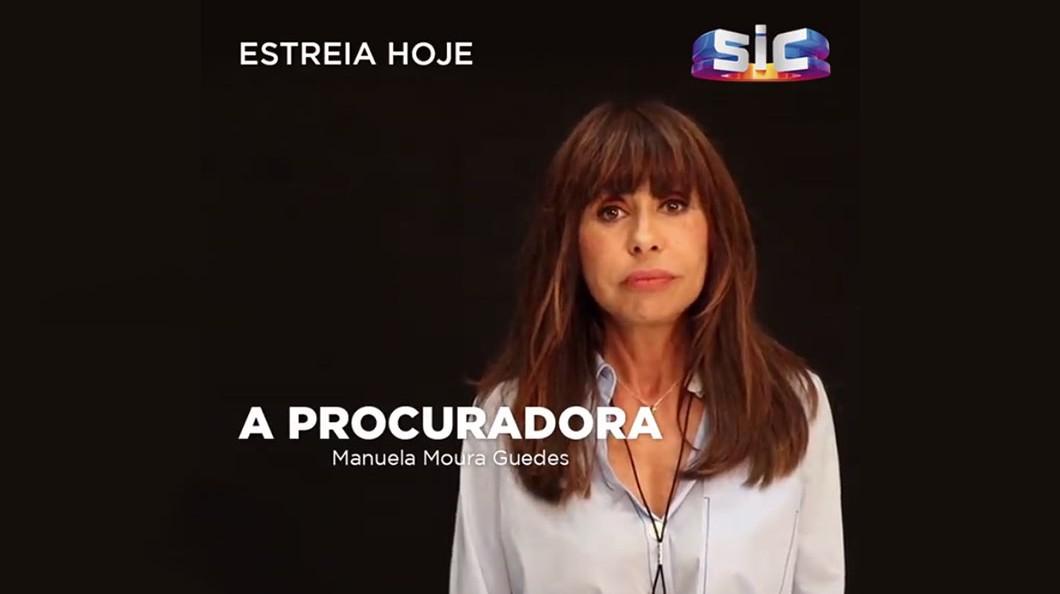 SIC termina programa de Manuela MouraGuedes