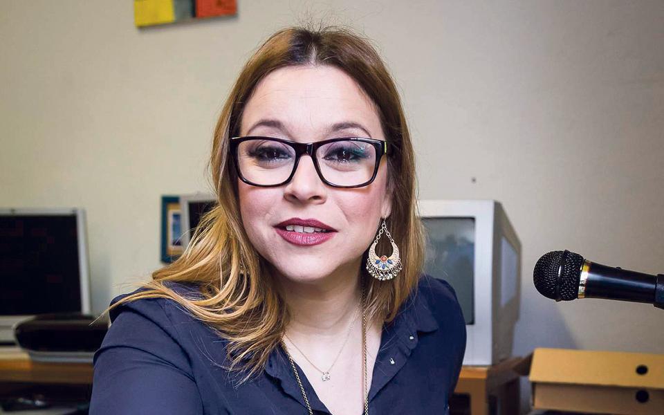 Rita Marrafa de Carvalho despede-se de Margarida Neves deSousa