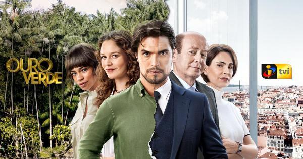 «Ouro Verde»: novela da TVI faz subir audiência do canal brasileiroBAND