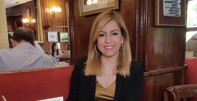 """BRINCADEIRA: Daniela Santiago chama """"emplastro"""" a jornalista daSIC"""
