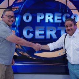 José Fragoso coloca «O Preço Certo» na rua