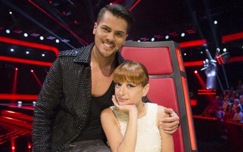 The Voice Portugal: Marisa Liz e Mickael Carreira fora da novatemporada
