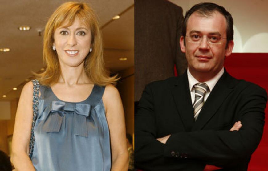 TVI: Judite Sousa e José Alberto Carvalho prontos para sair docanal