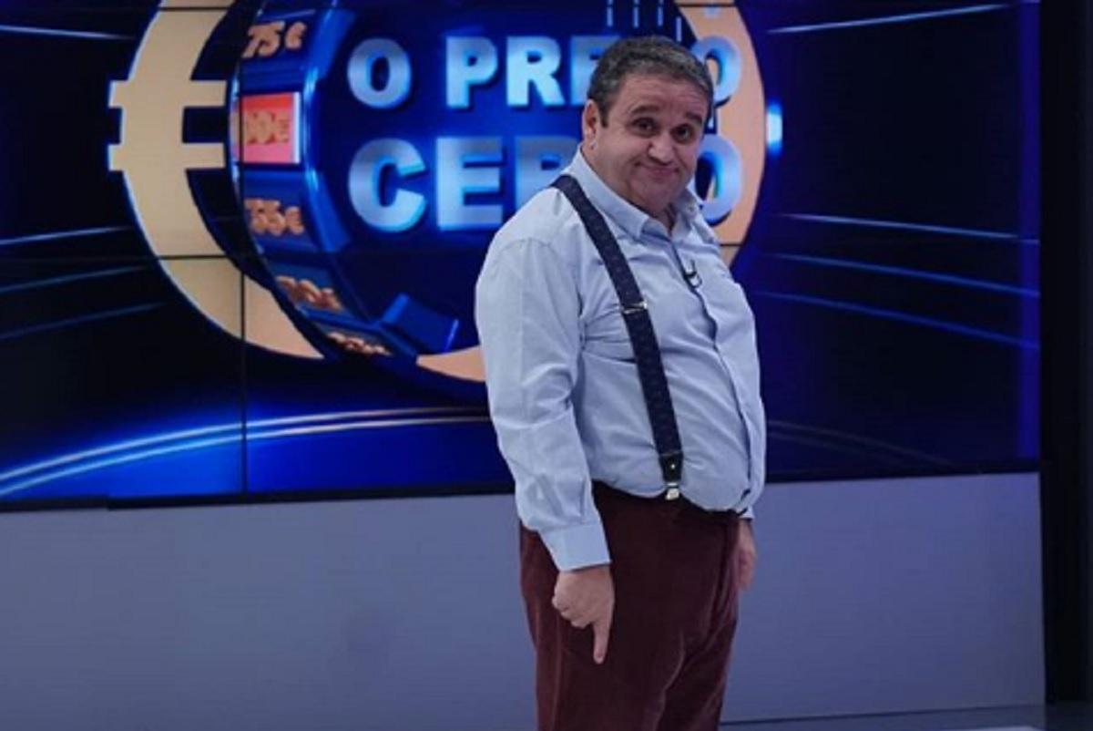 Fernando Mendes: «Sair da RTP seria uma deslealdade para os fãs do PreçoCerto»