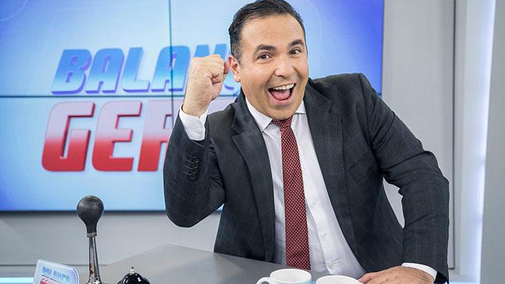 Reinaldo Gottino sai da Record TV