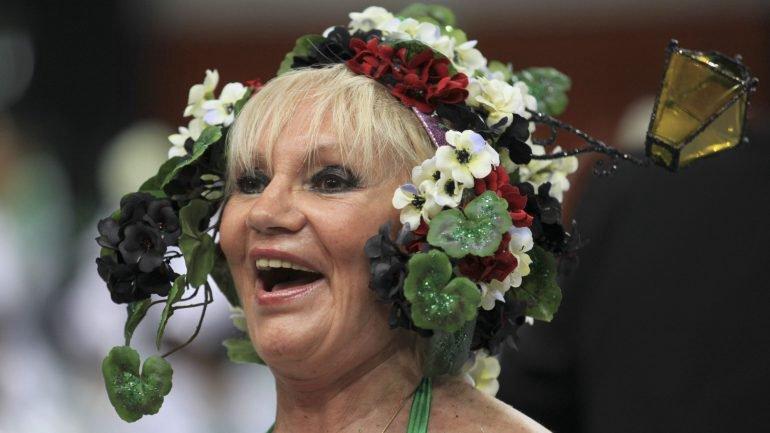 Florbela Queiroz triste com aSIC