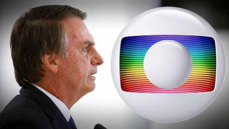 Jair Bolsonaro: Presidente do Brasil arrasa TV Globo | COMVÍDEO!
