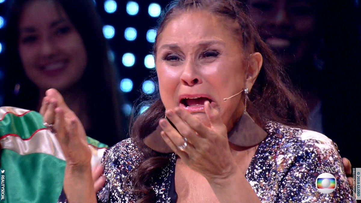 Fafá de Belém: cantora chora morte do irmão maisnovo