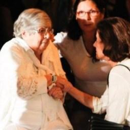 Drama: Hilda Rebello sonhou com familiares já mortos, 1 dia antes de o filho morrer