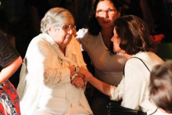 Drama: Hilda Rebello sonhou com familiares já mortos, 1 dia antes de o filhomorrer