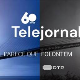 Telejornal – 60 Anos garante vice-liderança à RTP