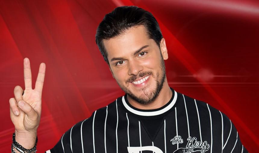 """MICKAEL CARREIRA não saiu do """"The VoicePortugal"""""""