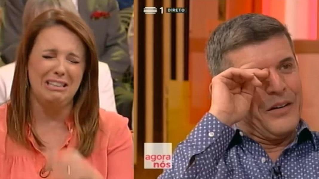 Tânia Ribas de Oliveira deixa mensagem de conforto a JoãoBaião