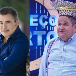 """""""O Preço Certo"""": esta 4ª-feira Fernando Mendes vai receber Toy"""