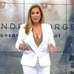 """""""Alexandra Borges"""" foi o programa mais visto ontem, da TVI"""