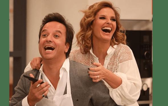 José Pedro Vasconcelos foi às manhãs da SIC com Cristina Ferreira | COMVÍDEO