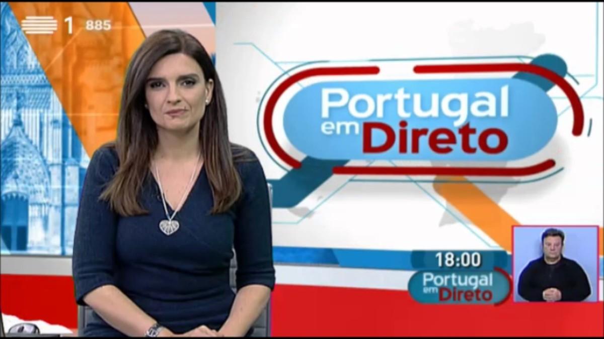 """""""Portugal em Direto"""" dispara e regista a melhor audiência de2019"""