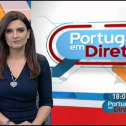 """""""Portugal em Direto"""" dispara e regista a melhor audiência de 2019"""
