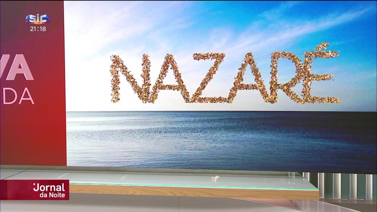 """""""Nazaré"""" arrasa RTP eTVI"""