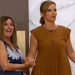 Serenella Andrade foi à casa da Cristina e fez revelações surpreendentes | COM VÍDEO!