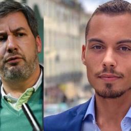 """Bruno de Carvalho chama """"burro"""" a jornalista da SIC"""