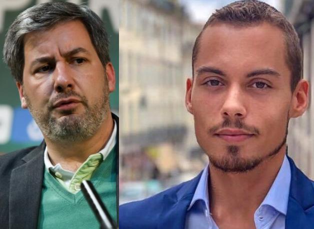 """Bruno de Carvalho chama """"burro"""" a jornalista daSIC"""