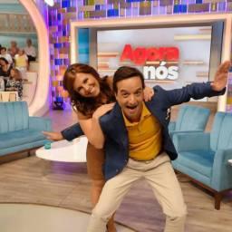 Preparem-se! A dupla vai voltar: Zé Pedro e Tânia Ribas na noite de 24 de Dezembro na RTP