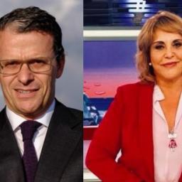 Presidente da RTP tece elogios a Dina Aguiar