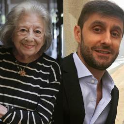 SIC: Eunice Muñoz dá nega a Daniel Oliveira
