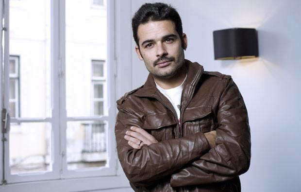 """Hugo Sequeira: actor chama """"filho da p*ta"""" a AndréVentura"""