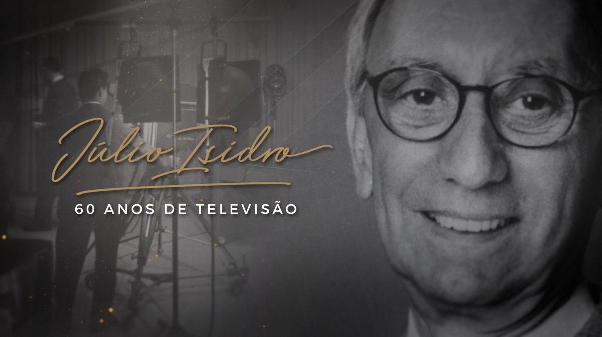 """Gala """"Júlio Isidro – 60 Anos de carreira"""" registou fraca audiência naRTP"""