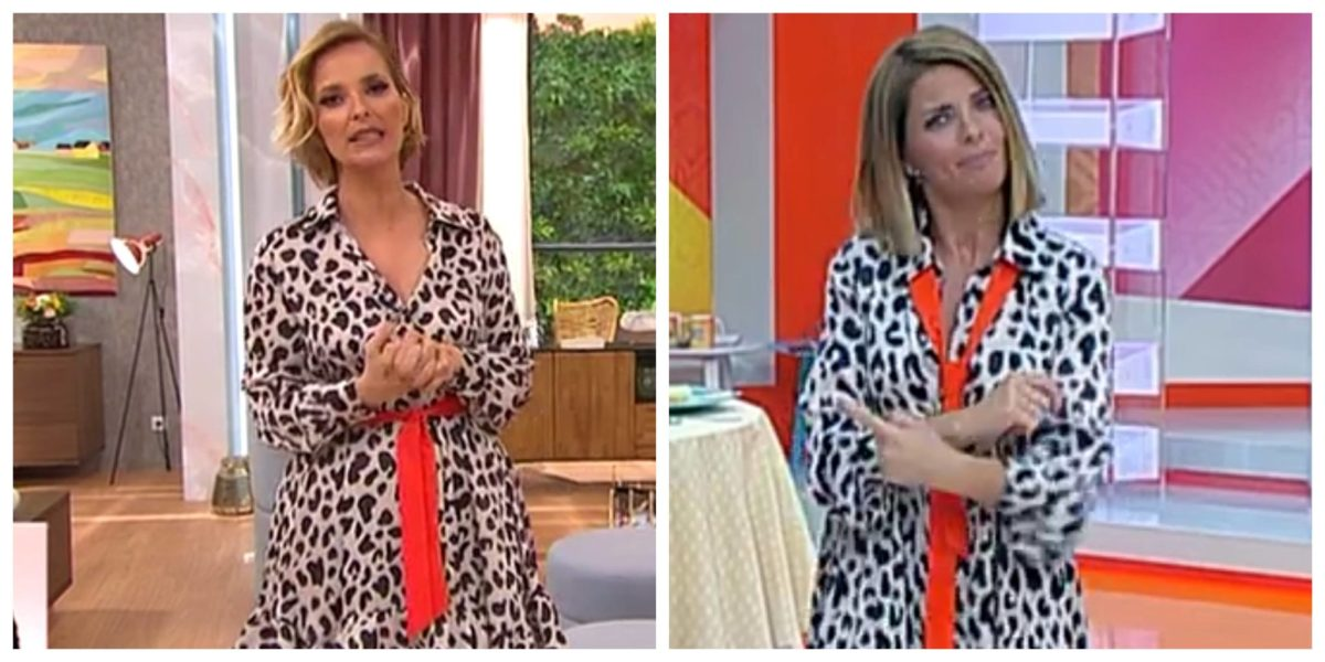 """Cristina Ferreira chama """"porca"""" a SóniaAraújo"""