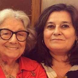 Eunice Muñoz quebra silêncio e fala da morte da filha
